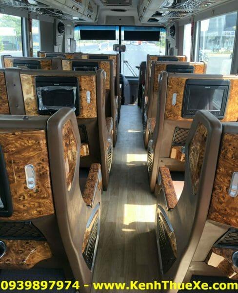 Thaco Limousine Dcar 19 Cho-1